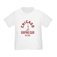 Chicago Surfing Club T