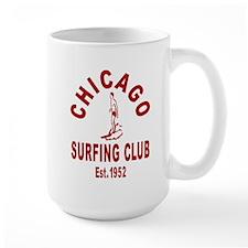 Chicago Surfing Club Mug