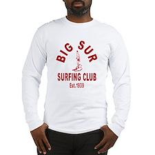 Vintage Big Sur Surfing Club Long Sleeve T-Shirt