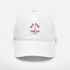 Vintage Big Sur Surfing Club Baseball Baseball Cap