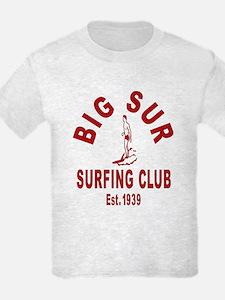 Vintage Big Sur Surfing Club T-Shirt