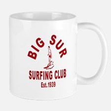 Vintage Big Sur Surfing Club Mug