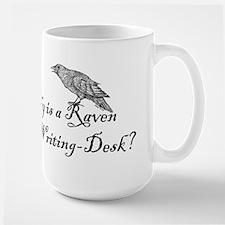 Raven Ceramic Mugs