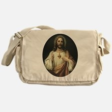 Sacred Heart of Jesus Messenger Bag