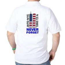 Never Forget 9/11 T-Shirt
