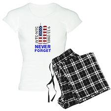 Never Forget 9/11 Pajamas