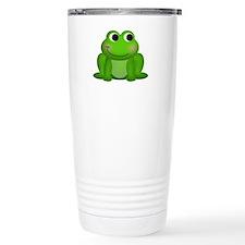 Cute Froggy Travel Mug