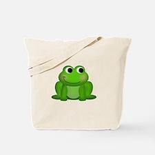 Cute Froggy Tote Bag