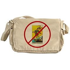 No Fools! Messenger Bag