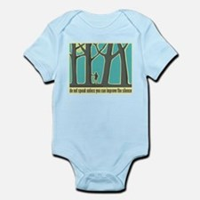 John Muir Quote Infant Bodysuit