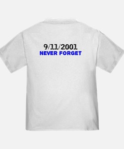 Never Forget 9/11 T