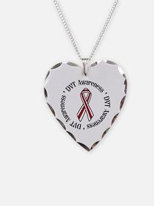 DVT Awareness Necklace