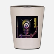 Cool Tron Shot Glass