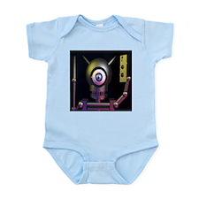 Unique Tron Infant Bodysuit