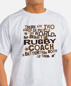 Rugby Coach (Funny) Gift T-Shirt
