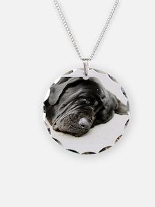 Neapolitan Mastiff Necklace