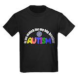 Autism kids t shirts Kids T-shirts (Dark)