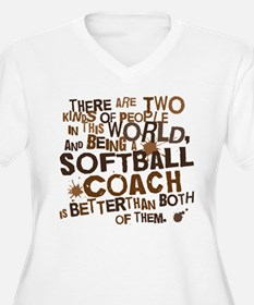 Softball Coach (Funny) Gift T-Shirt