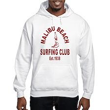 Malibu Beach Surfing Club Hoodie