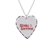 Stroke Survivor Necklace