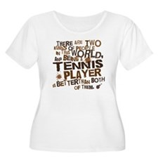 Tennis Player (Funny) Gift T-Shirt