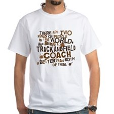 Track and Field coach (Funny) Gift Shirt