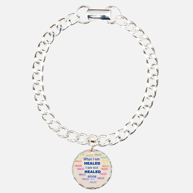 ACIM-When I Am Healed Bracelet