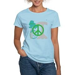 OYOOS Peace design T-Shirt