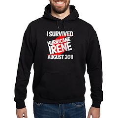 I SURVIVED HURRICANE IRENE 20 Hoodie