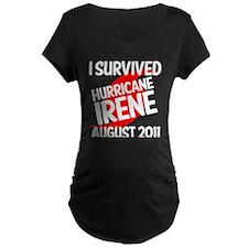 I SURVIVED HURRICANE IRENE 20 T-Shirt