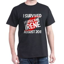 I SURVIVED HURRICANE IRENE 20 T-Shirt
