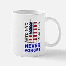 Never Forget 9/11 Mug