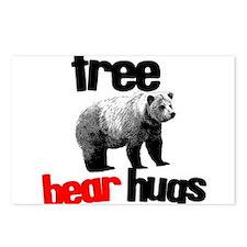 FREE BEAR HUGS Postcards (Package of 8)