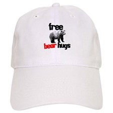 FREE BEAR HUGS Baseball Cap