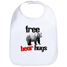 FREE BEAR HUGS Bib