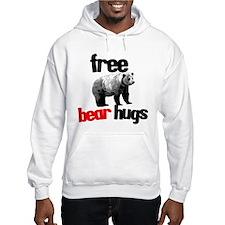 FREE BEAR HUGS Hoodie Sweatshirt