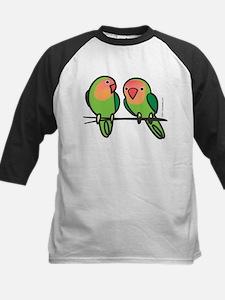 Peach-Faced Lovebirds Tee