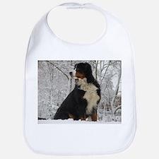 Bernese Mountain Dog Bib