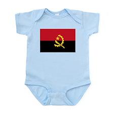 Cute Angola Infant Bodysuit