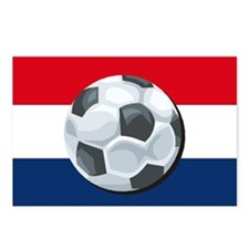 Dutch Soccer Postcards (Package of 8)