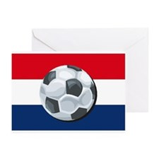 Dutch Soccer Greeting Cards (Pk of 10)