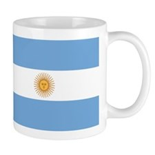 Cute Argentina flag Mug