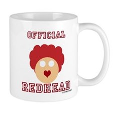 Official Redhead Mug