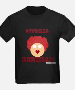 Official Redhead T