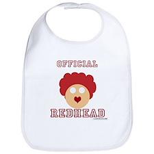 Official Redhead Bib
