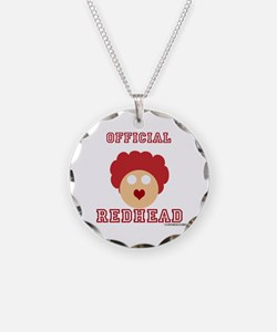 Official Redhead Necklace