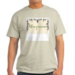 Vineyard Honeymooner Ash Grey T-Shirt