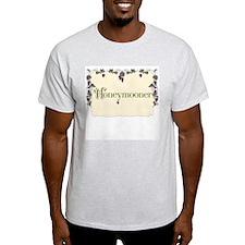 Vineyard Honeymooner Ash Grey T-Shirt