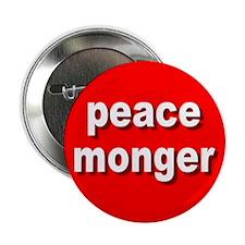 peacemonger... Button