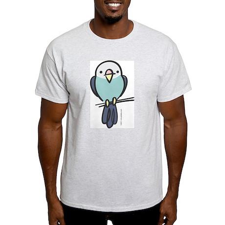 Blue Parakeet Light T-Shirt
